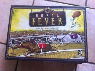 HORSE FEVER splendid horse racing simulation game great design  IN