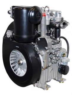 HATZ 2G40 20HP DIESEL ENGINE WITH 12 VOLT START ZZ002204 Free UK and