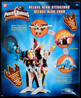 Power Rangers Dino Thunder Megazord in TV, Movie & Video Games