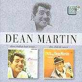 Dino Italian Love Songs Cha Cha de Amor by Dean Martin CD, Aug 2003