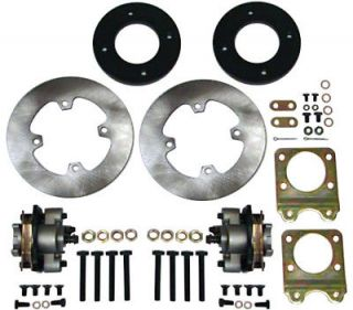HONDA ATV ( FOREMAN ) DISC BRAKE CONVERSON KIT (NEW)