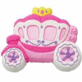 Wilton Carriage Princess Stagecoach Cake Pan 2105 1027