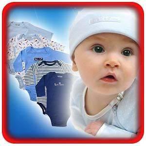 Established Baby Apparel Best Make Money Affiliate Business Website