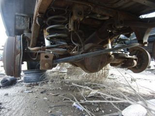MONTERO RAIDER REAR AXLE ASSEMBLY DIFFERENTIAL 3.0L V6 (Fits Dodge