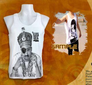 MC Ricky D Rick the Ruler Snoop Dogg Unisex Vest Tank Top Undershirt