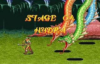 King of Dragons Super Nintendo, 1994
