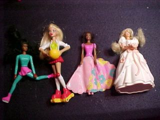 mcdonalds barbie dolls in Fast Food & Cereal Premiums