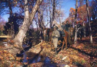 Escape From Fort Donelson John Paul Strain Civil War Executive