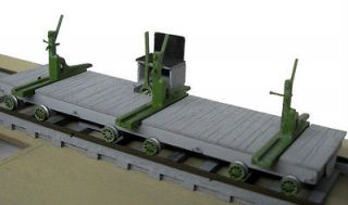 HO Scale  SHOTGUN LOG CARRIAGE   LUMBER MILL EQUIPMENT   SAWMILL METAL