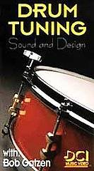 Bob Gatzen   Drum Tuning Sound and Design VHS, 1994