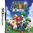 new super mario 64 game for nintendo ds,ds lite, dsi, dsixl and 3DS