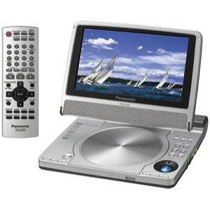 Panasonic DVD LS50 Portable DVD Player 7