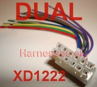 12 pin wiring harness dual 12 pin wire harness dual 12 pin wire harness plug xd1222 xd1215 xd6150 xd1225 new