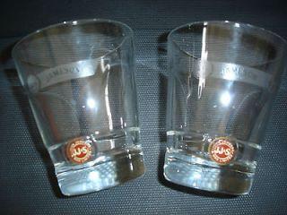 JAMESON IRISH WHISKEY GLASS TUMBLER X 2 BRAND NEW
