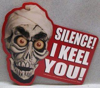 JEFF DUNHAM ACHMED DEAD TERRORIST I KEEL YOU CAR MAGNET HM B5