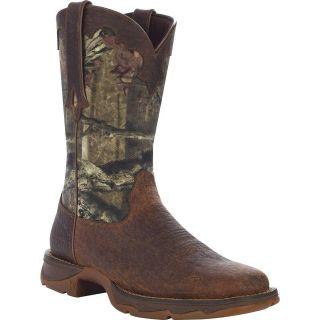 Durango Womens NEW Flirt RD4406 Brown Leather Camo Western Cowboy