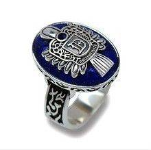FREE SHIP New Vintage Rock Sterling Silver BSA Eagle Scout Ring Sizes