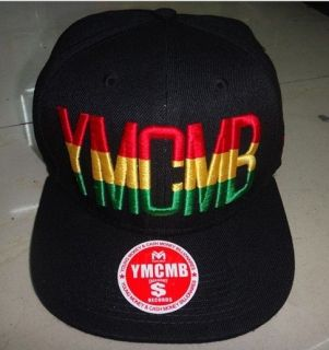 2012 NEW Classical YMCMB Snapback Hats Hip Hop adjustable Baseball Cap