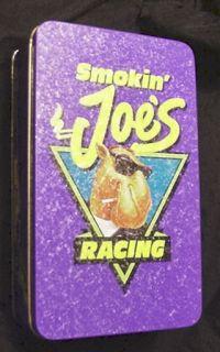Smokin Joes Racing.Collector Tin.Unused box of matches