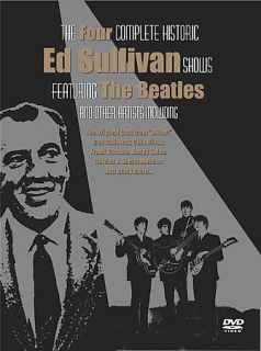 Beatles   Ed Sullivan Presents the Beatles 4 Complete Shows DVD, 2003