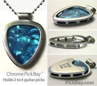 Display Concert guitar picks PICKBAY GUITAR PICK HOLDER Pendant
