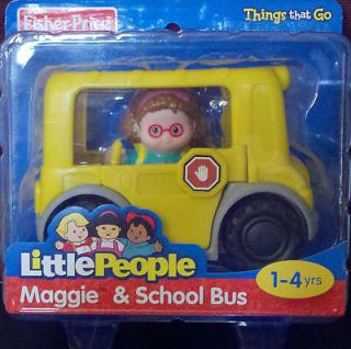 fisher price little people school bus in Little People (1997 Now