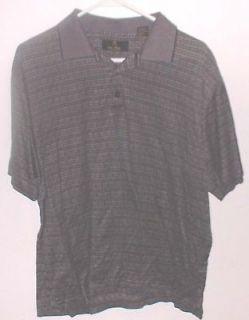 Newly listed mens medium GARY PLAYER mercerized cotton POLO shirt