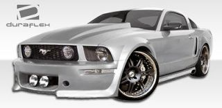 2005 2009 Ford Mustang Duraflex Eleanor Complete Body Kit