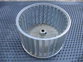 HVAC Squirrel Cage Blower Wheel CW 5/16 Bore Brand New