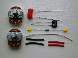 Alnicomagnet Fender Tweed Tone Control Mod Kit Epiphone Valve Junior