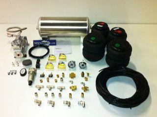 Air Management kit for Hot Rod,Mini Trucks,Cars Air Ride Suspension