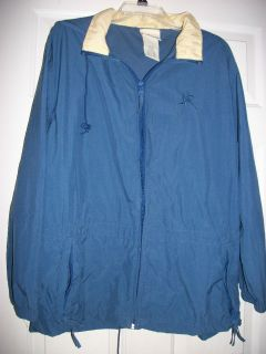 Cottage Essentials Northern Relections Womens Blue & Yellow Jacket