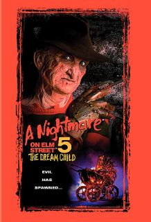 Nightmare on Elm Street 5   The Dream Child DVD, 2000