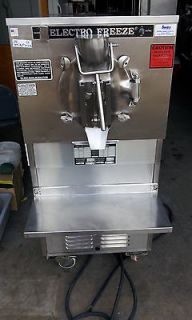 Electrofreeze Emery Thompson FT 1 Batch Freezer Italian Ice Cream