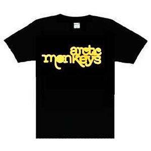 Arctic Monkeys music punk rock t shirt BLACK S XL