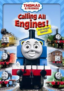 Thomas Friends   Calling All Engines DVD, 2010, Canadian
