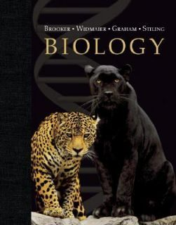 Biology by Eric P. Widmaier, Robert J. B