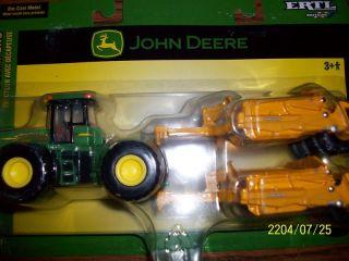 Ertl 1/64 farm toy John Deere 4WD scraper 9420 tractor