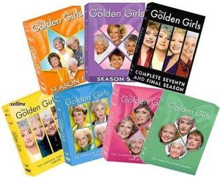 Golden Girls The Complete Seasons 1 2 3 4 5 6 7, 1 7