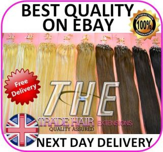 pre bonded human hair extensions in Womens Hair Extensions