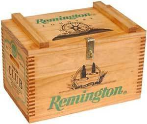 wood ammo box in Sporting Goods