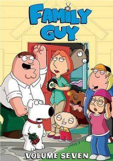family guy volume 7 in DVDs & Blu ray Discs