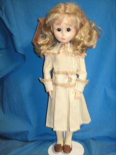 ZANINI & ZAMBELLI 18 DOLL MOLLY MADE IN ITALY 1981 ALL ORIGINAL