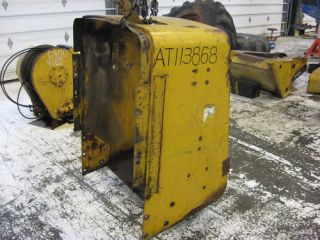 JOHN DEERE JD 640 640D 648D SKIDDER HARD NOSE HOUSING