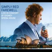 Farewell Live in Concert at Sydney Opera House Digipak CD DVD by
