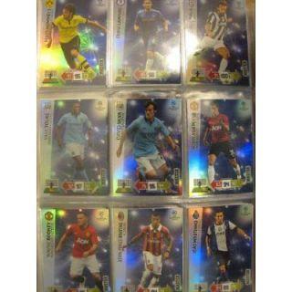 20 MASTER Card Set Panini Adrenalyn XL Champions league 2012 / 2013