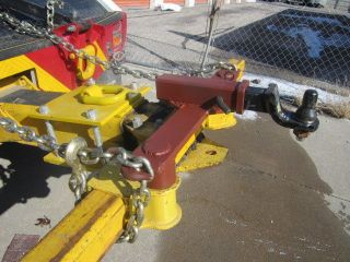 WRECKER TOW TRUCK WHEEL UNDERLIFT TRAILER 2 RECEIVER HITCH PARTS