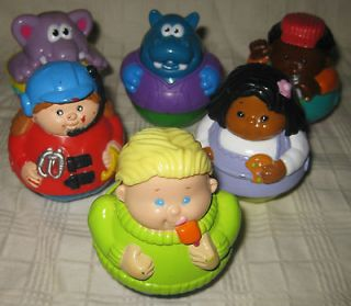 fisher price weebles in Fisher Price