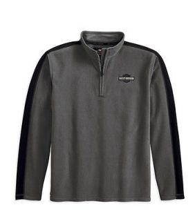 harley davidson fleece in Mens Clothing