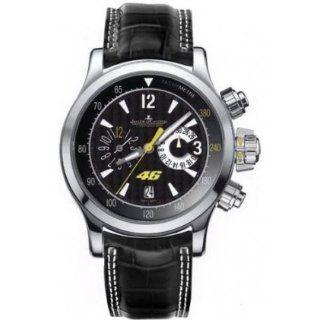 Jaeger LeCoultre Master Compressor Valentino Rossi Black Dial